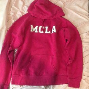 MCLA sweatshirt size medium (champion brand)